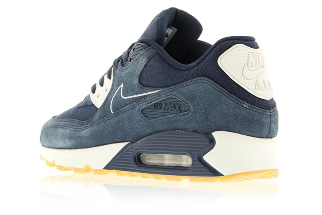 Armory Navy Drapes The Next Nike Air Max 90 Premium