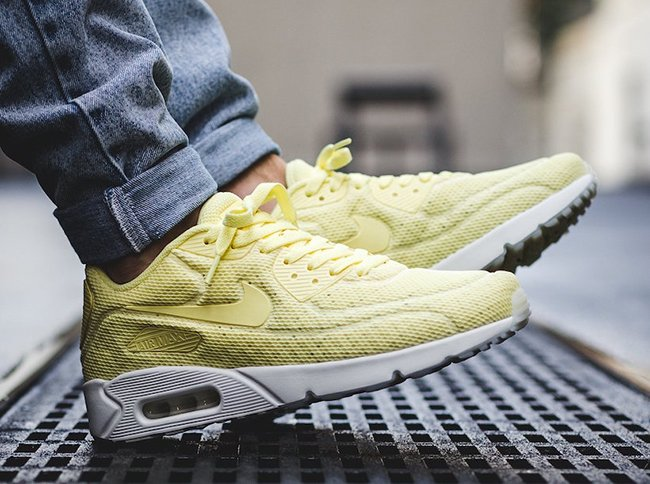 Air Max 90 Avantages De Citron