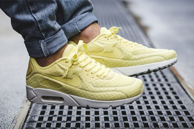 Nike Air Max 90 Ultra 2.0 Breeze Lemon Chiffon