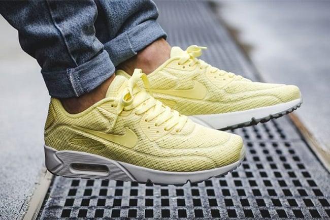 Nike Air Max 90 Ultra 2.0 Breeze Lemon Chiffon
