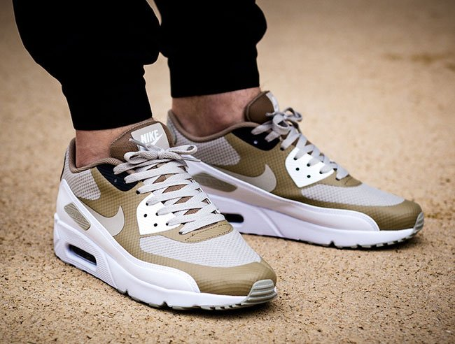 classic fit 6bbef 46e31 Nike Air Max 90 Ultra 2.0 Essential Pale Grey 875695-005 ...