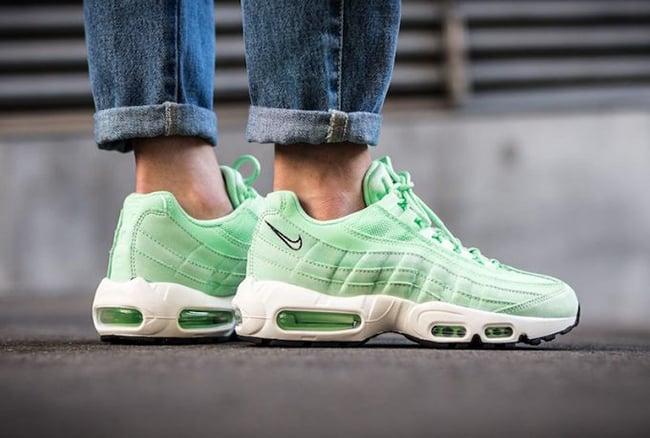 Nike Air Max 95 Fresh Mint 307960-301   SneakerFiles