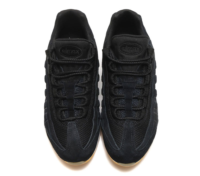 Nike Air Max 95 PRM Black Gum