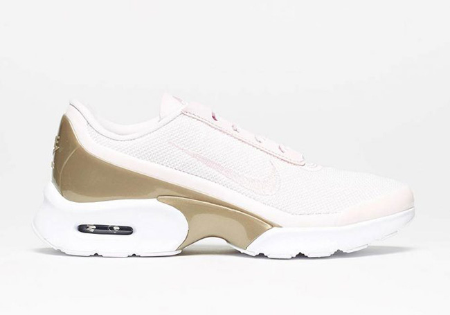 Nike Air Max Jewell Pearl Pink Metallic Gold