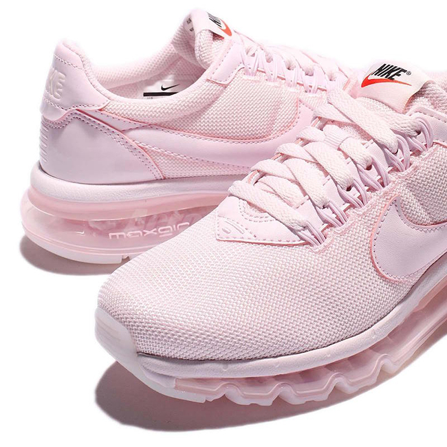 low priced f3d02 05b6a Nike Air Max LD-Zero 'Pearl Pink'