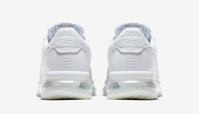 Nike Air Max LD-Zero Triple White Release Date