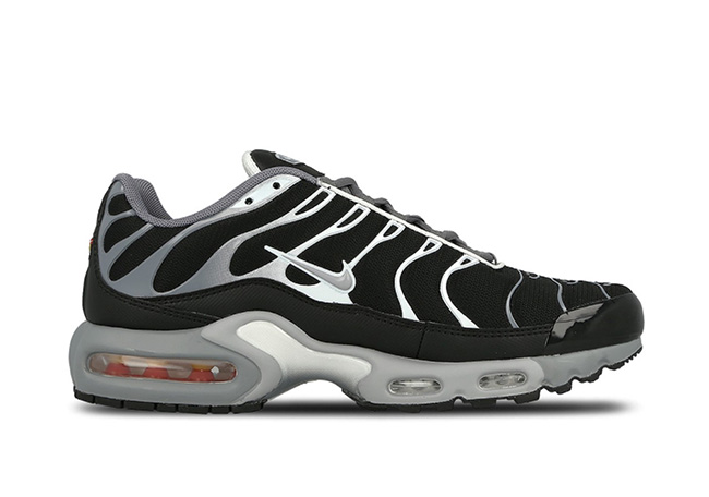 Nike Air Max Plus Black Grey