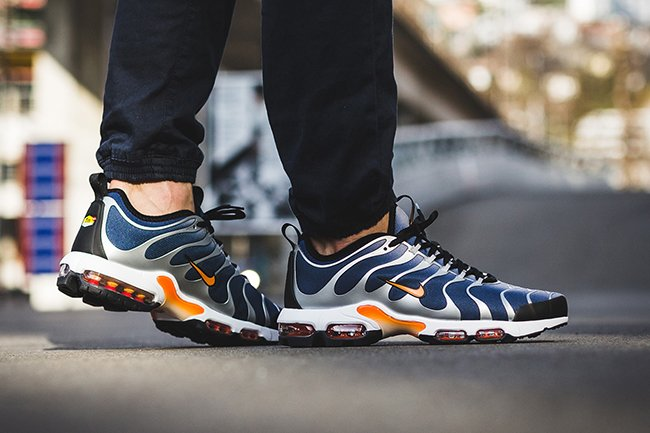 new product de1ac 458ca Nike Air Max Plus TN Ultra Armory Navy