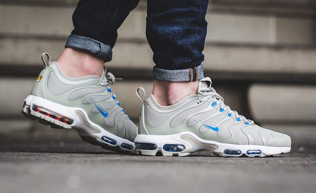 nike air max tn ultra white