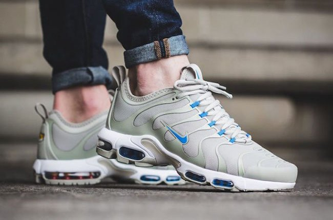 Nike Air Max Plus TN Ultra Pale Grey Photo Blue