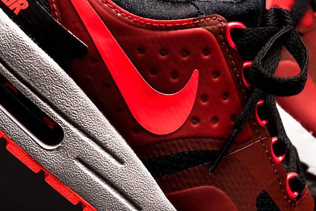 f15814a2d7 Nike Air Max Zero Essential Bright Crimson Black 881224-005 ...