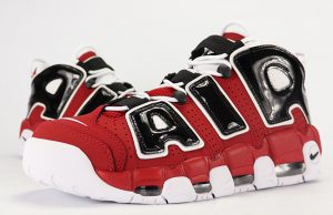 Nike Air More Uptempo Bulls Asia Hoop Pack 2017 Review On Feet