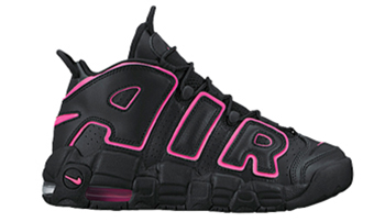 Nike Air More Uptempo GS Hyper Pink