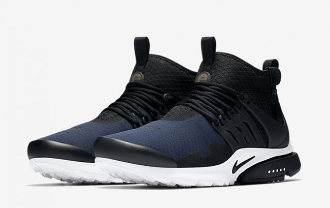 Nike Air Presto Mid Utility Obsidian Release Date