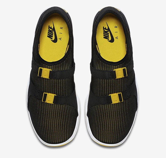 Nike Air Sock Racer OG Black Tour Yellow