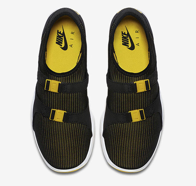 Nike Air Sock Racer OG Black Tour Yellow