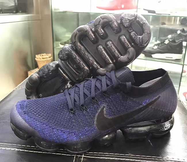 Nike Air VaporMax College Navy Game Royal