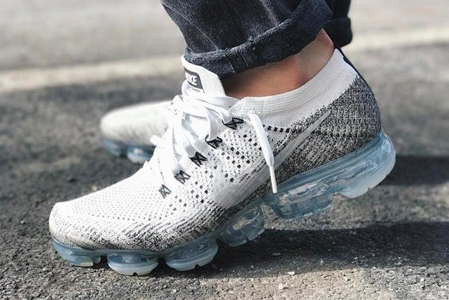 Nike Air Vapormax Oreo 899473 002 Release Date Sneakerfiles