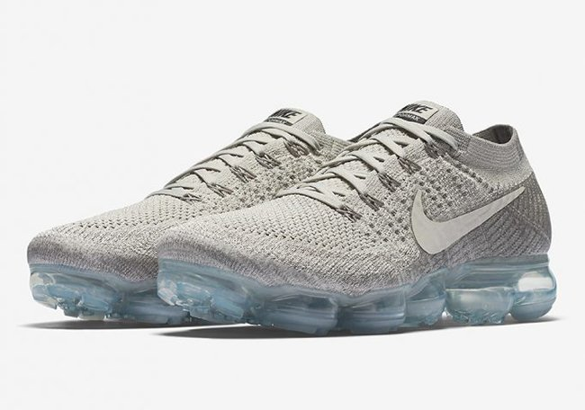 Nike Air VaporMax Pale Grey Release Date