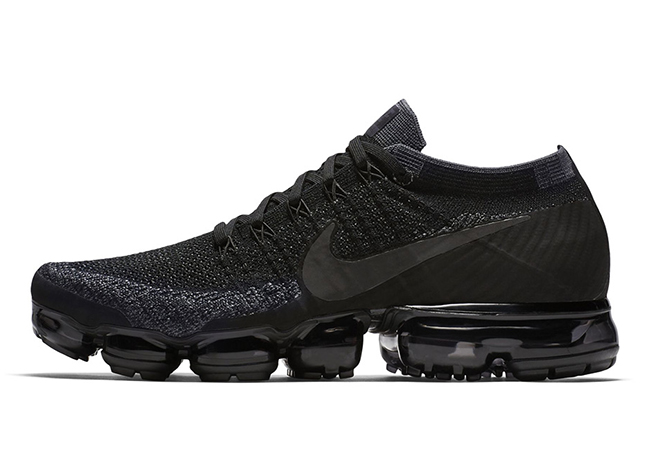 Nike Air VaporMax Triple Black Release Date