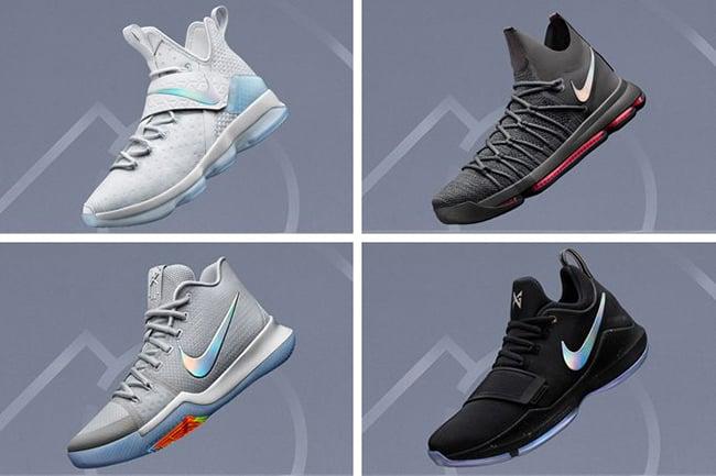 Nike Basketball Time to Shine Collection