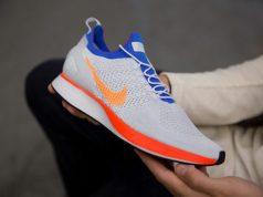 Nike Flyknit Mariah Racer White Orange Blue Release Date