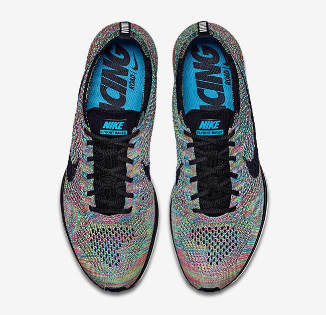 Nike Flyknit Racer Multicolor 526628-304