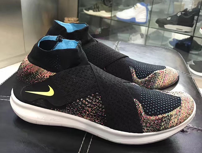 Nike Free RN Motion Flyknit 2 Colorways