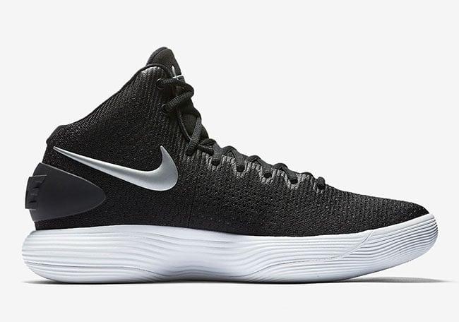 Nike Hyperdunk 2017 Black White