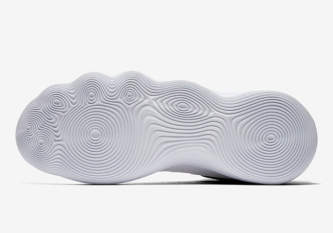 Nike Hyperdunk 2017 White Black