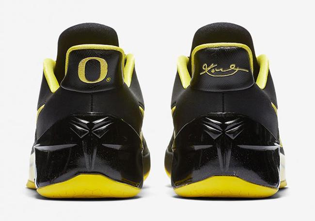 Nike Kobe AD Oregon Ducks Release Date