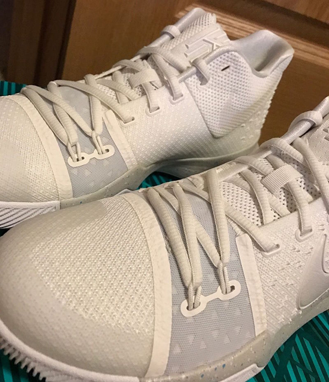 Nike Kyrie 3 Ivory Release Date