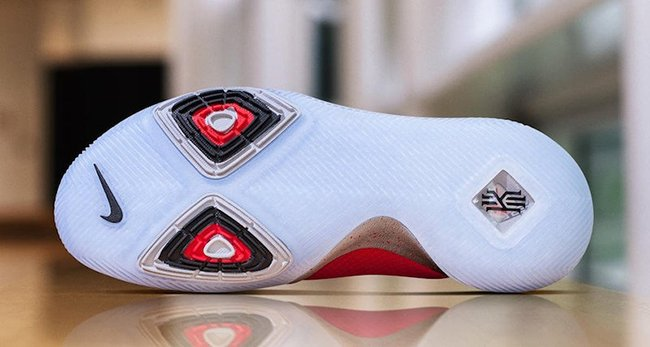 Nike Kyrie 3 PE Red Black Silver