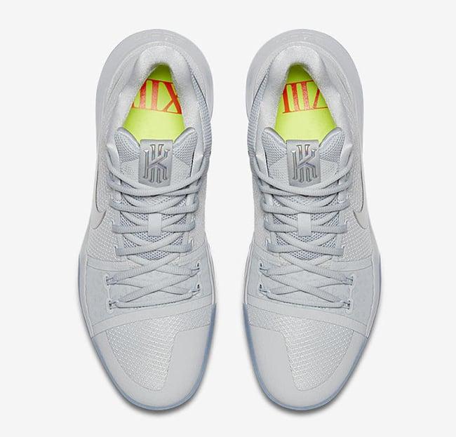 Nike Kyrie 3 Time to Shine