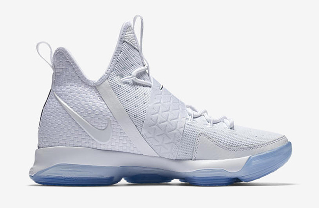 Nike LeBron 14 Time to Shine