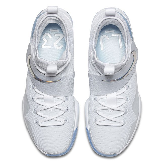 e857e966fd35 Nike LeBron 14 Time to Shine Release Date