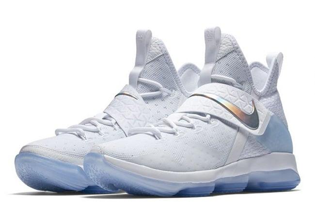 Nike LeBron 14 Time to Shine Release Date