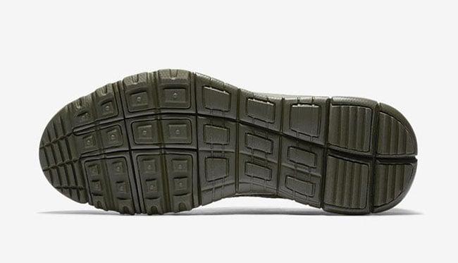 Nike Lupinek Flyknit Low Cargo Khaki
