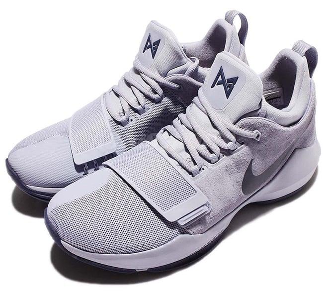 60c8dcf93be6 Nike PG 1 Glacier Grey 878628-044 Release Date
