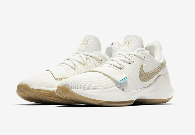 Nike PG 1  Ivory  Release Date – TIP SOLVER f2e4f8a8ec