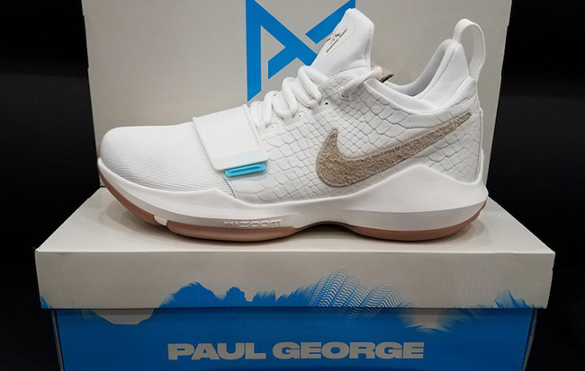 Nike PG 1 Ivory Gum Release Date
