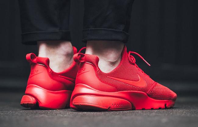 Nike Presto Fly Triple Red