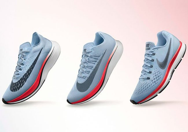 Nike Running Breaking2 Project Collection