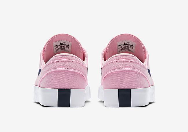 Nike SB Janoski Canvas Prism Pink