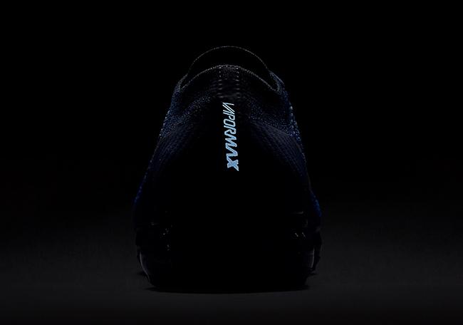 Nike Air VaporMax Collegiate Navy Release