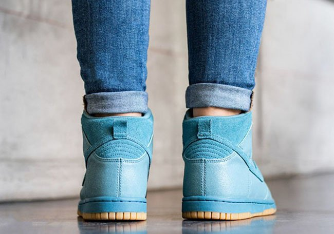 Nike WMNS Dunk High Smokey Blue