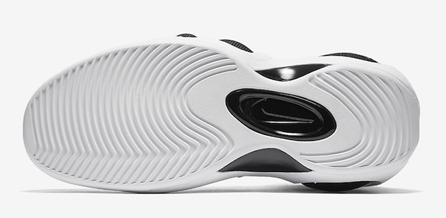Nike Zoom Flight Bonafide OG Black White Release