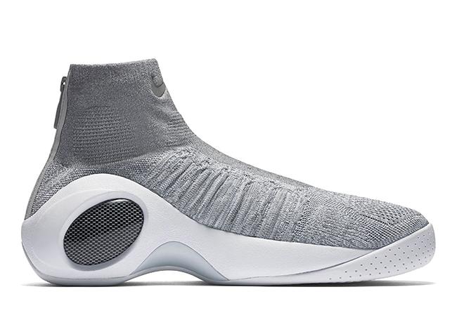 Nike Zoom Flight Bonafide Wolf Grey Release Date