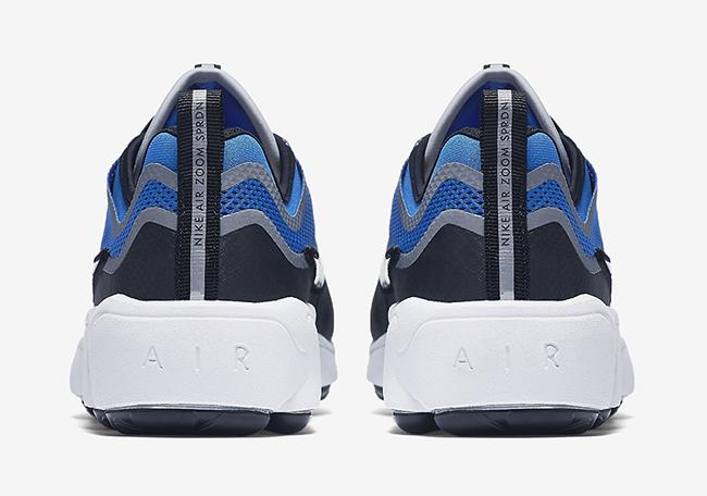 new concept faf75 58efe Nike Zoom Spiridon Ultra Regal Blue