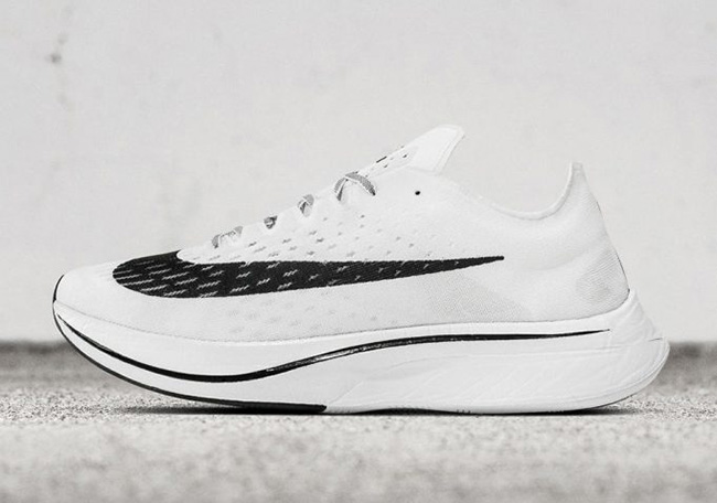 c7165a7fec21 Nike Zoom Vaporfly 4 Percent White Black Release Date